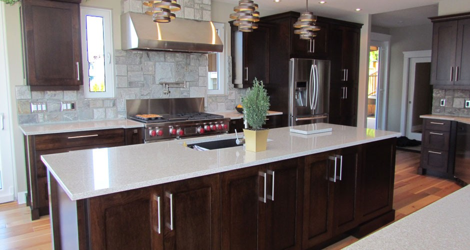 New generation cabinets penticton kitchen cabinets for Quality kitchen cabinets