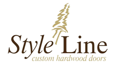 Style Line Custom Hardwood Doors from New Generation Cabinets Penticton