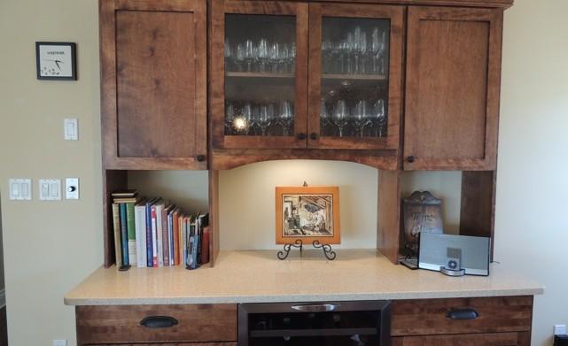 Penticton Kitchen Cabinet