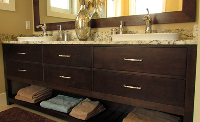 Penticton Bathroom Cabinets and Design